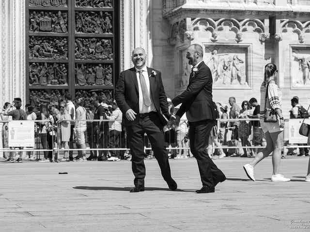 Il matrimonio di Stefano e Davide a Milano, Milano 24