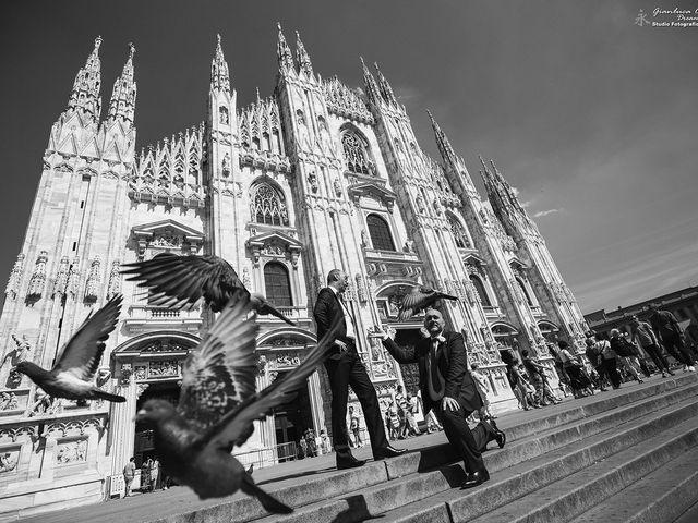 Il matrimonio di Stefano e Davide a Milano, Milano 26