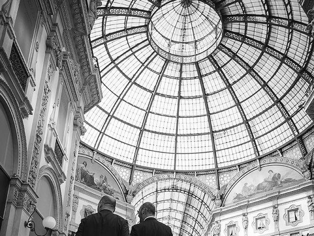 Il matrimonio di Stefano e Davide a Milano, Milano 27