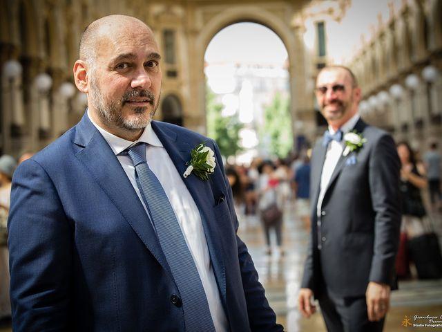 Il matrimonio di Stefano e Davide a Milano, Milano 31