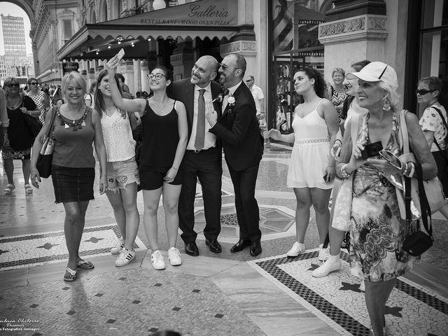 Il matrimonio di Stefano e Davide a Milano, Milano 33