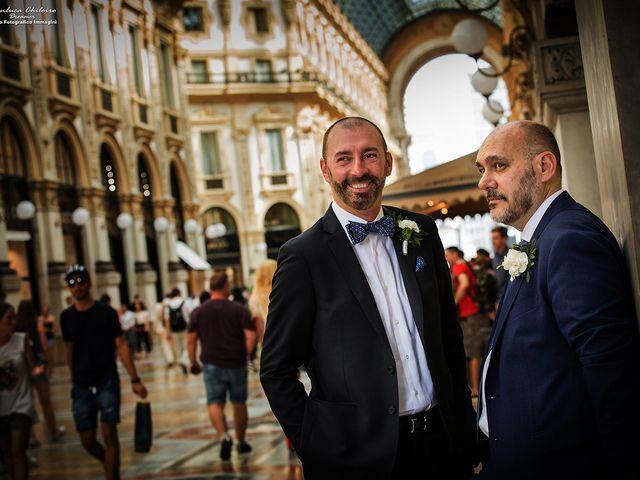 Il matrimonio di Stefano e Davide a Milano, Milano 35