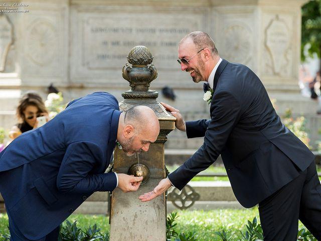 Il matrimonio di Stefano e Davide a Milano, Milano 37