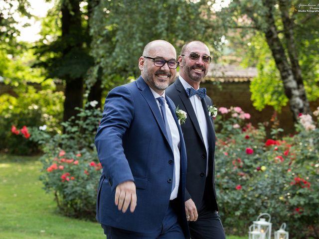 Il matrimonio di Stefano e Davide a Milano, Milano 40