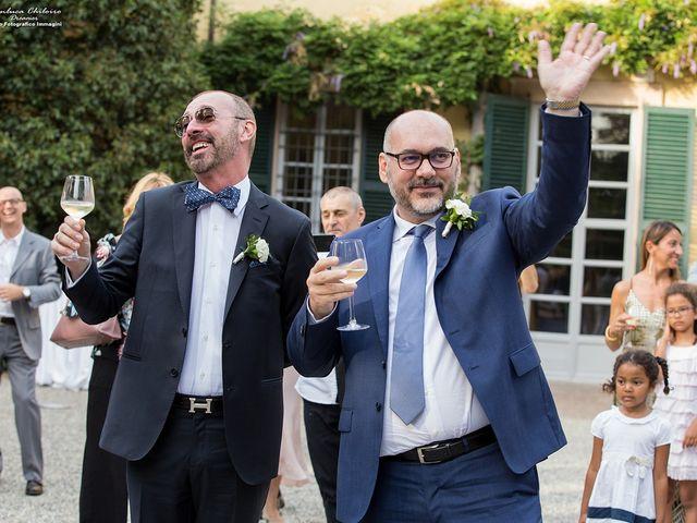 Il matrimonio di Stefano e Davide a Milano, Milano 41