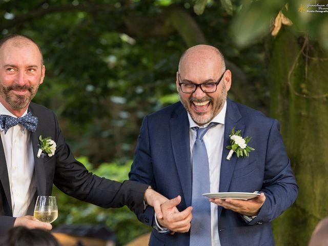 Il matrimonio di Stefano e Davide a Milano, Milano 50