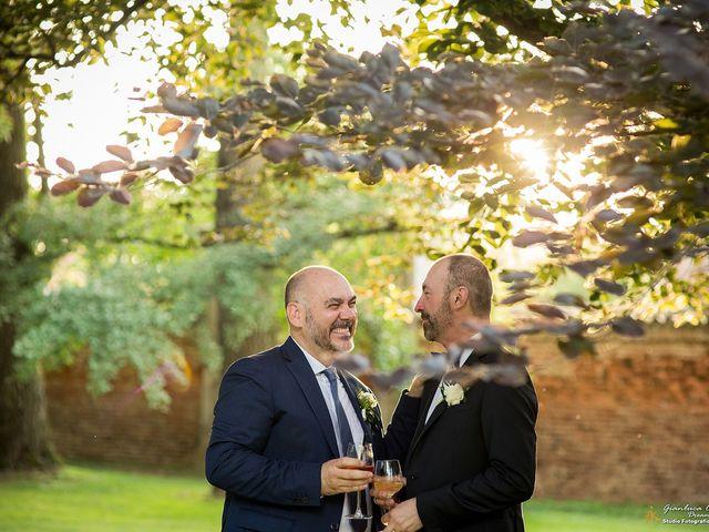 Il matrimonio di Stefano e Davide a Milano, Milano 52