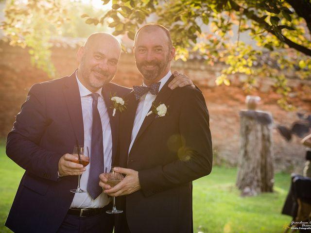 Il matrimonio di Stefano e Davide a Milano, Milano 53