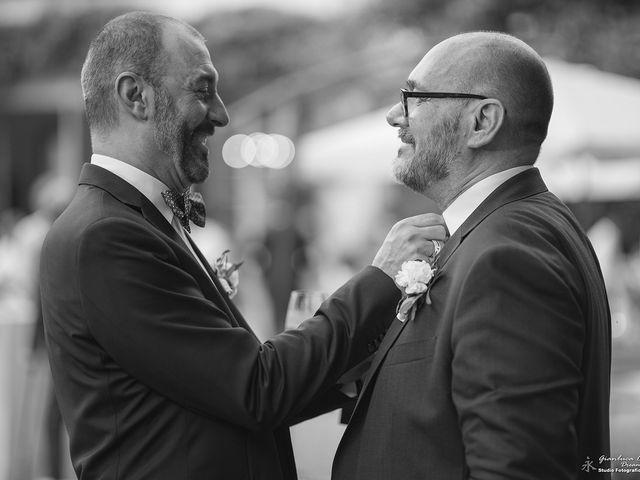 Il matrimonio di Stefano e Davide a Milano, Milano 54