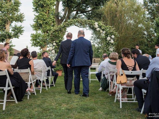 Il matrimonio di Stefano e Davide a Milano, Milano 55