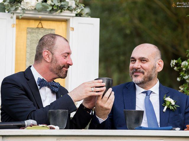 Il matrimonio di Stefano e Davide a Milano, Milano 66