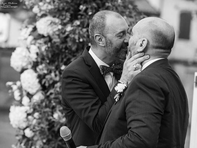 Il matrimonio di Stefano e Davide a Milano, Milano 71