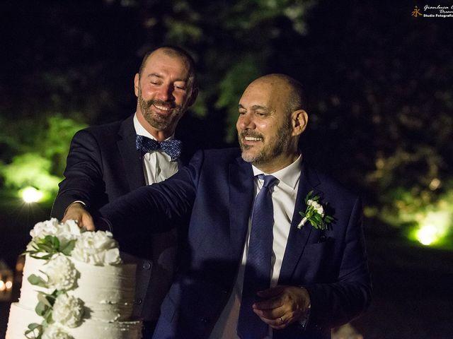 Il matrimonio di Stefano e Davide a Milano, Milano 79