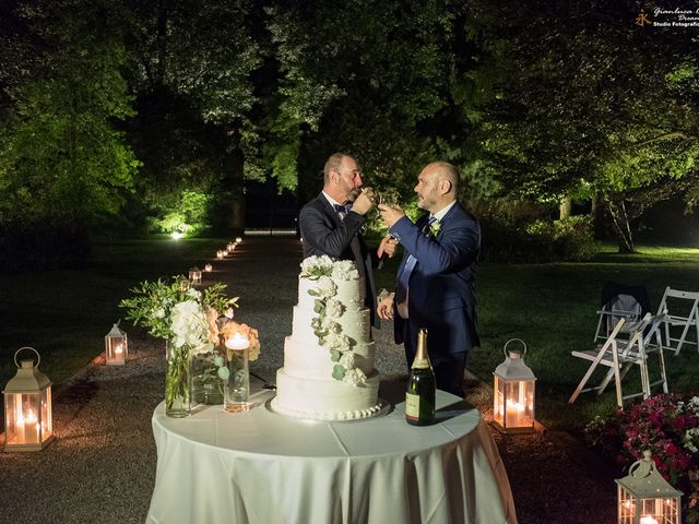 Il matrimonio di Stefano e Davide a Milano, Milano 81