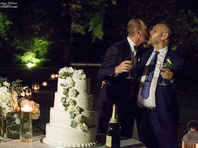 Il matrimonio di Stefano e Davide a Milano, Milano 82
