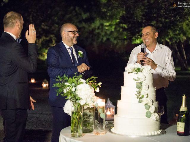 Il matrimonio di Stefano e Davide a Milano, Milano 84