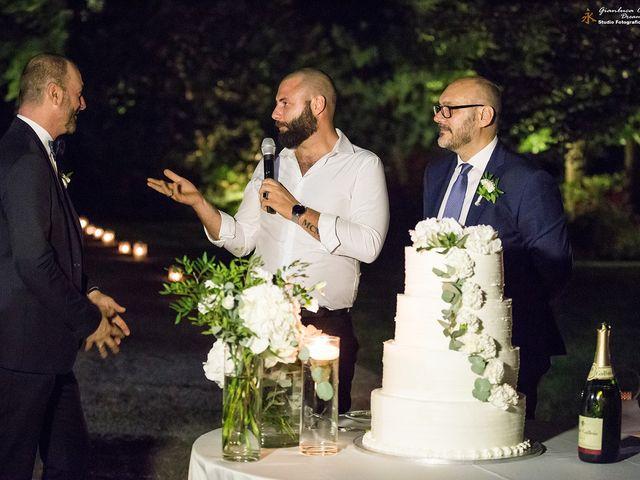 Il matrimonio di Stefano e Davide a Milano, Milano 86
