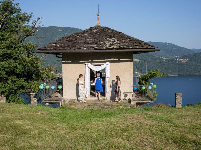 Il matrimonio di Michael e Valerio a Orta San Giulio, Novara 20