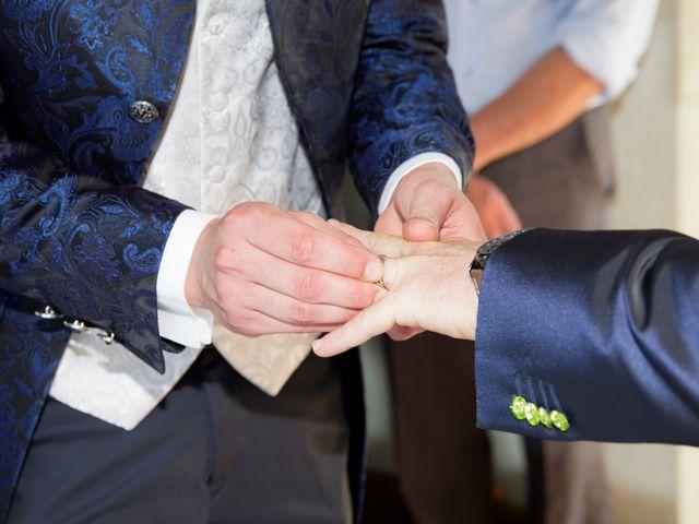 Il matrimonio di Michael e Valerio a Orta San Giulio, Novara 27