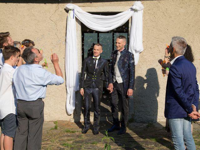 Il matrimonio di Michael e Valerio a Orta San Giulio, Novara 29