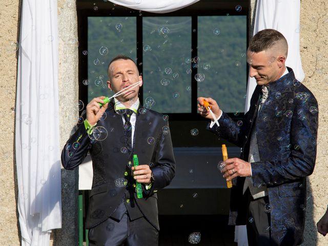 Il matrimonio di Michael e Valerio a Orta San Giulio, Novara 30