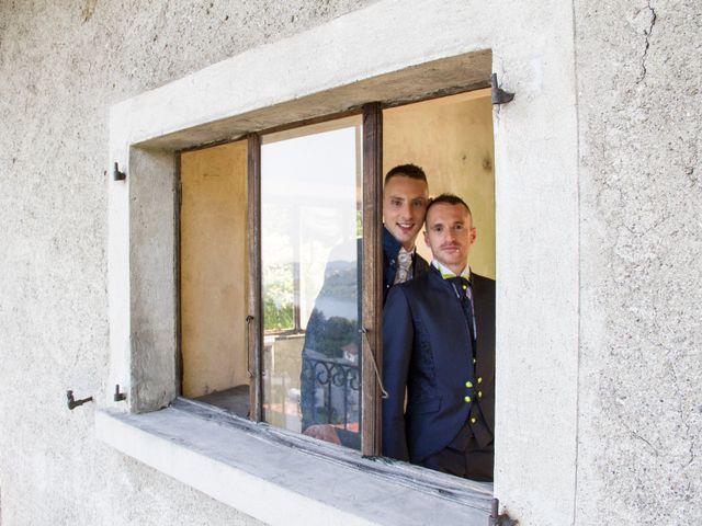 Il matrimonio di Michael e Valerio a Orta San Giulio, Novara 35