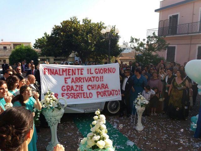 Il matrimonio di Pietro e Chiara Maria a Melito di Porto Salvo, Reggio Calabria 15