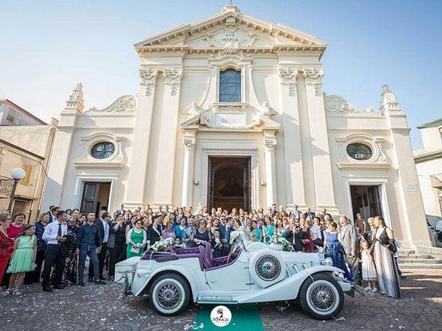 Il matrimonio di Pietro e Chiara Maria a Melito di Porto Salvo, Reggio Calabria 20