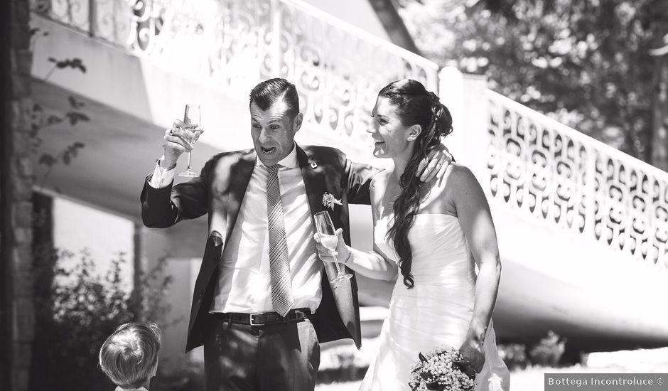 Il matrimonio di Fabio e Valentina a Fagnano Olona, Varese