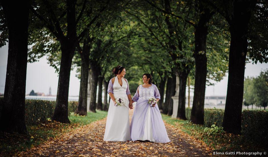 Il matrimonio di Sofia e Dorothea a Osio Sotto, Bergamo