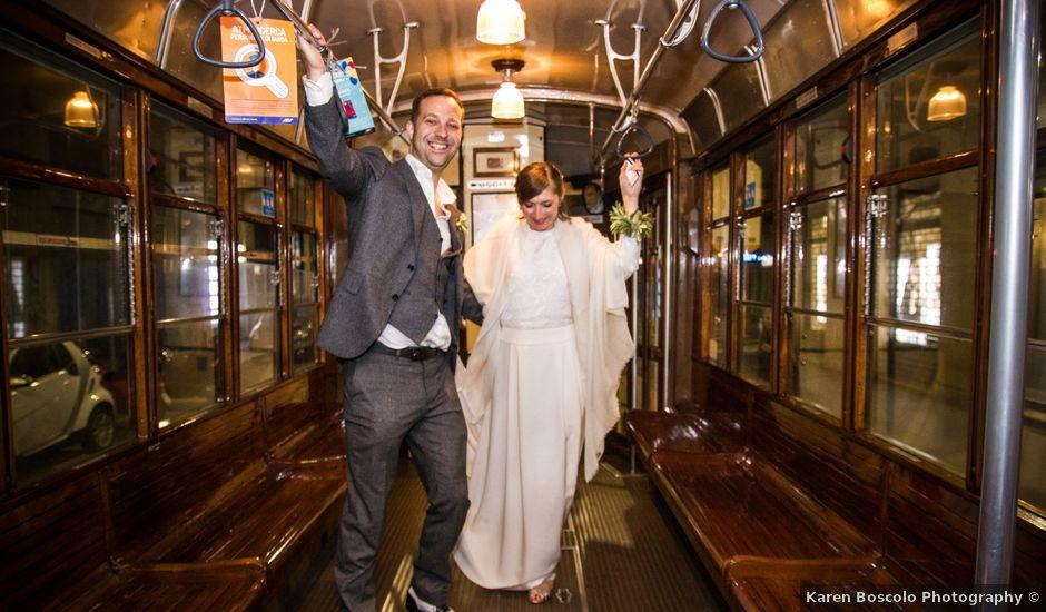 Il matrimonio di Henk e Caterina a Milano, Milano