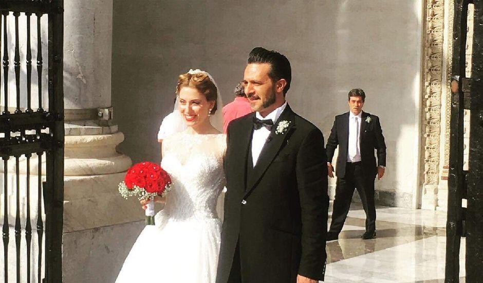"""Il matrimonio di Emanuela """"Jolie Rouge"""" e Roberto """"Bob"""" a Monreale, Palermo"""