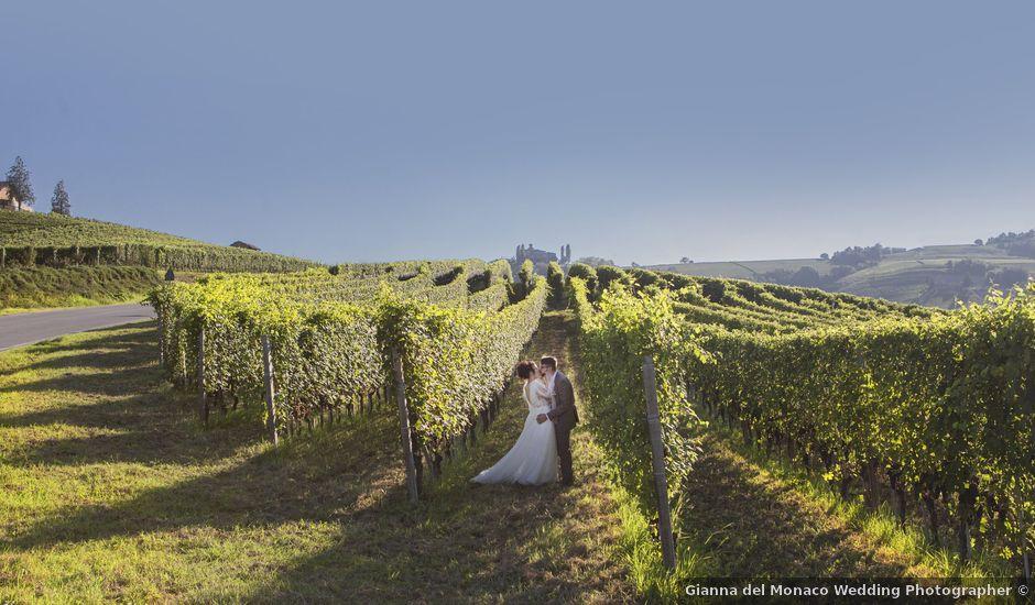 Il matrimonio di Dario e Caterina a Centallo, Cuneo