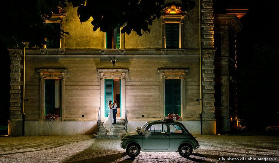 Il matrimonio di Giancarlo e Chiara a Cortona, Arezzo