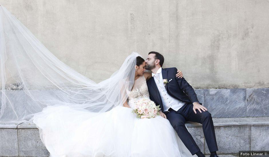Il matrimonio di Valerio e Claudia a Vanzago, Milano