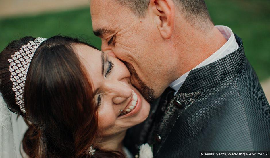 Il matrimonio di Marco e Vania a Trino, Vercelli