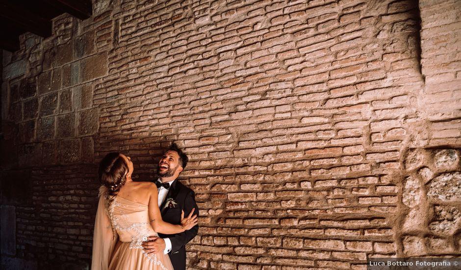 Il matrimonio di Gianmarco e Valentina a Ponzano Romano, Roma