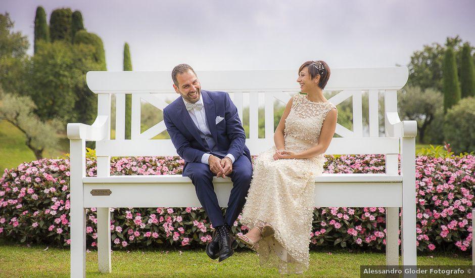 Il matrimonio di Tony e Marta a Lazise, Verona
