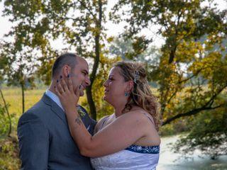 Le nozze di Denise e Daniel