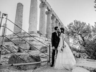 Le nozze di Laura e Salvo