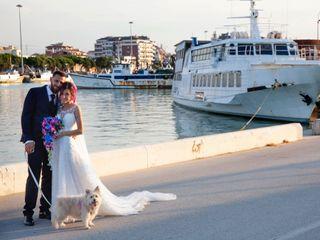 Le nozze di Patrizia e Marco