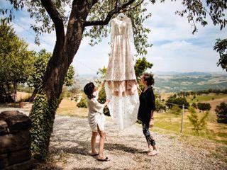 Le nozze di Maria Chiara e Lorenzo 1