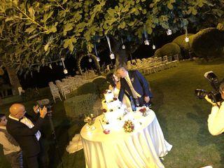 Le nozze di Elisabetta e Simone