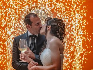 Le nozze di Laura e Silvano