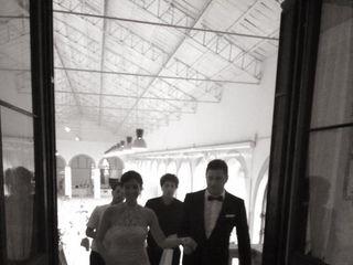 Le nozze di Alessandro Turato e Claudia Zanovello 1