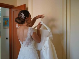 Le nozze di Naomi e Gianni 1