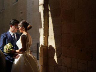 Le nozze di Naomi e Gianni