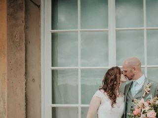 Le nozze di Anja e Phil