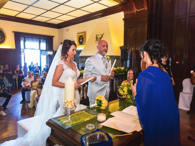 Il matrimonio di Gianfranco e Barbara a Belgirate, Verbania 29