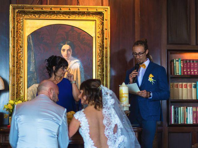Il matrimonio di Gianfranco e Barbara a Belgirate, Verbania 32